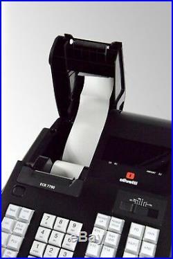 Olivetti Shop Cash Register Till 7790 / 7790 LD