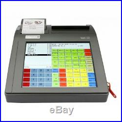 Olympia Cash Register Touch 110 Touch Screen till for Dealer and Gastronomy