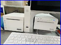 Pos Aures Sango Intel Epos System Till Touch Screen+Cash Register Printer