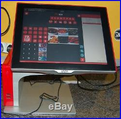 Pos Aures Sango Intel i5 Epos System Till Touch Screen+Cash Register Printer