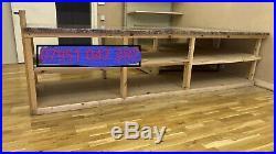 Retail Shop Counter Display Storage Shelve Cash Register Till Workstation Kiosk