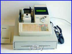SAM4S ER-390M Electronic Cash Register With till Rolls and barcode scanner
