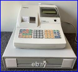 SAM4S ER-420M Electronic Cash Register With Thermal Till Rolls And Free P&P