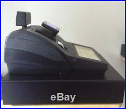 SAM4S NR-510B Electronic Cash Register Complete With Till Rolls And Free P&P