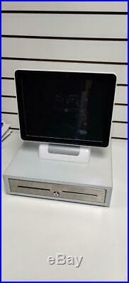 SAM4S POS TERMINAL with Cash Register Drawer Till Titan-160