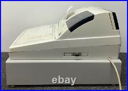 SAM4s ER-5100 Electronic Cash Register Complete With Till Rolls And Free P&P
