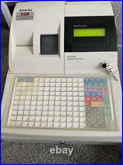 SAM4s er-5200m Electronic Cash Register Till Plus Till Rolls