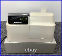 SHARP ER-A310 Electronic Cash Register With Box Of Till Rolls And Free P&P