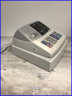 SHARP Electronic Cash Register Cashier Till XE-A102 WORKING