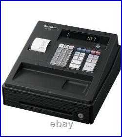 SHARP XE-A107-BK Hardly Used In Box TILL Cash register Black EX A107