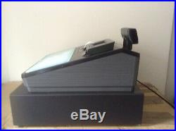 SHARP XE-A217B Electronic Cash Register With Till Rolls And Free P&P