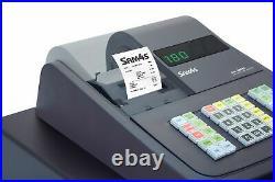 Sam4s ER-180ULD Cash Register Shop Café Till Hairdresser Restaurant OPEN BOX