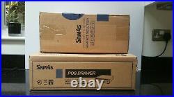 Sam4s ER-230EJ Portable Cash Register With Drawer & Till Rolls FREE P&P
