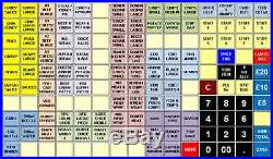 Sam4s ER-920 Cash Register Till Retail Programming Single Receipt Printer Key