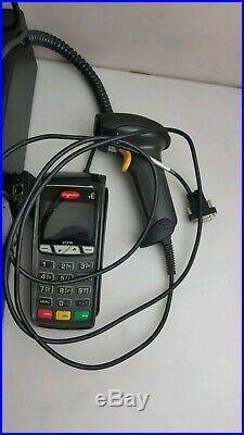 Sam4s ER-920 Cash Register Till Retail Single Receipt Printer Key With Card