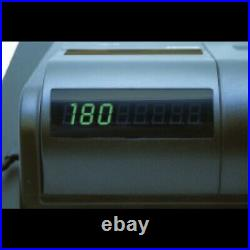 Sam4s ER180-US Retail Cash Register Basic Till with Small Drawer (3 note/5 coin)