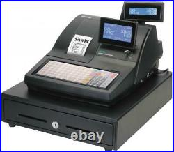 Sam4s NR-510F Electronic Cash Register Money Till 76 programmable keys