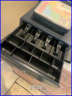 Sam4s Sps 1000 Cash Register Fully Working Used Condition Inc Till Drawer