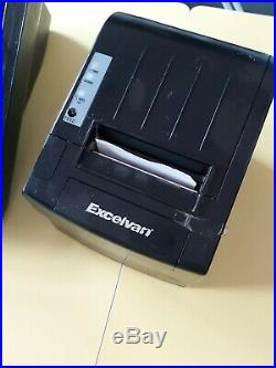 Sam4s Sps 2000 EPOS Touch Screen Cash Till Register, Cash Drawer and printer