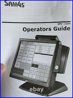 Sam4s cash register Till Draw And Printer