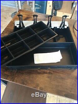 Sam4s er-940 electronic till cash register, cash drawer, keys