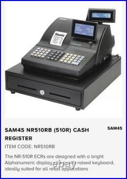 Samsung Sam4S NR-510R Cash Register Till