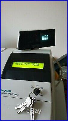 Samsung Sam4s Er 380m Cash Register Till Epos
