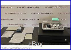 Seconds Casio SES3000 Cash Register Till Twin Printer Station