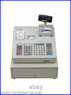 Seconds Sharp XE-A307 Cash register XEA307 X-EA307 Till
