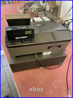 Sharp XE A207B Cash Register Till Pos Epos