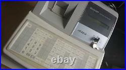 Sharp XE-A213 Electronic Till Cash Register Grey Spillproof Water Resistant