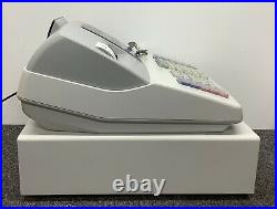 Sharp XE-A303 Electronic Cash Register Complete With Till Rolls And Free P&P
