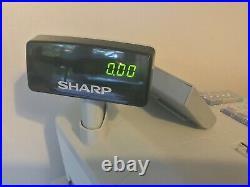 Sharp XE-A307 Cash Register Plus 10x Till Rolls -Excellent Condition