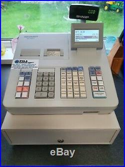 Sharp XE-A307 Cash register Till. Excellent condition. No reserve price