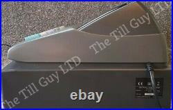 Sharp Xe-a102 Cash Register Black Till Refurbished Fast & Free Uk Delivery