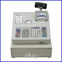 Sharp Xe-a307 Cash Register Xea307 Till Sharp Xe-a307 +