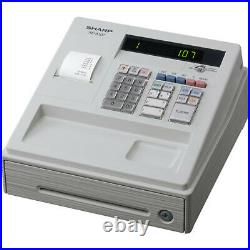 Small New Sharp Cash Register Till Xea107 In Stock