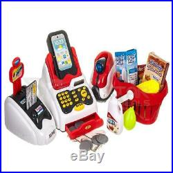 Supermarket Shop Playset Till Cash Register Role Play Kids Girl Boy