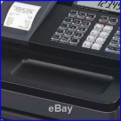 Till Cash Register Black SE-G1SD Receipt Printer Rolls Machine Tax-Pgm-Key Money