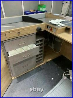 Till Rollbandkasse Kassentisch Verkaufskasse Cash Register Vorlaufband I