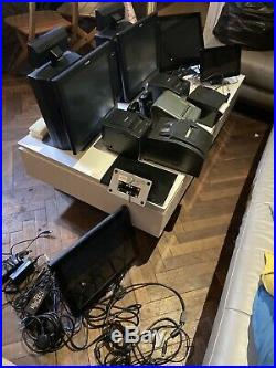 Toshiba & Aures Epos Touch Screen Tills, Shop Till, Cash Register. Job Lot