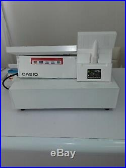 Touchscreen Casio EPOS Cash Register Till System Pharmacy NO ONGOING CHARGES
