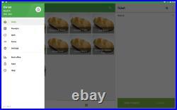 Touchscreen EPOS System Cash Register Till Retail EPOS System Hospitality