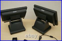 Uniwell AX3000 AX 3000 Till Touch Screen Touchscreen Cash Register Epos