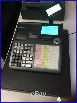 Used Casio SE-C3500 MD Cash Register Till