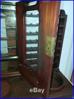 Victorian 1890's Wooden Cash Register Money Till Made by W. R Loftus of London