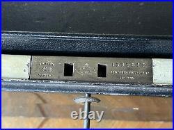 Vintage Antique CHUBB & Son Safe Cash Till Register Strong box Industrial