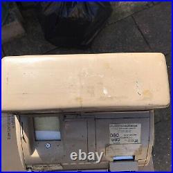 Vintage NCR Cash Register Till Old Currency