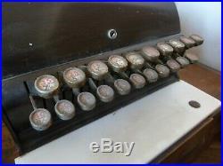 Vintage National Till Shop Cash Register Till COLLECTION ONLY