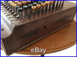Vintage Tills Cash Register NCR Brunsviga Comptometer Britannic Counting Machine